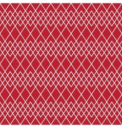 Seamless geometric line pattern vector image