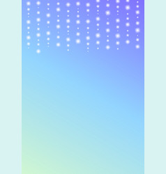 Sparkling line top falling abstract background vector