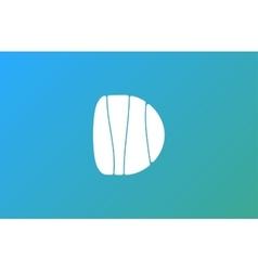Abstract logo Minimalistic logo design Creative vector image