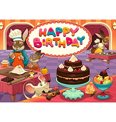 Bakery HB vector image