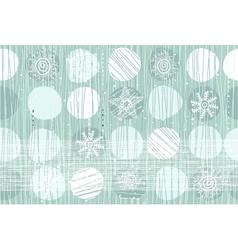 christmas walllpaper vector image
