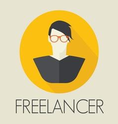 freelance2 resize vector image