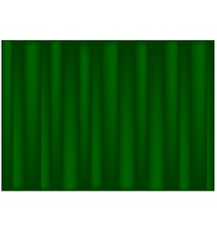 Beautiful Green Color of Banana Leaf Background vector image vector image