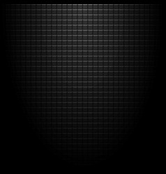 background dark tile vector image
