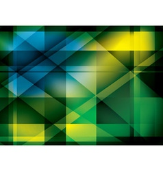 abstract color background with diagonal lines vector image