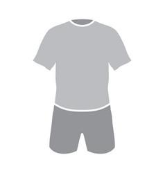 football apparel vector image