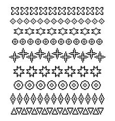 Ornaments 02 vector