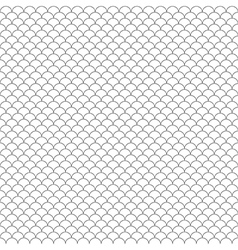 scales seamless pattern vector image