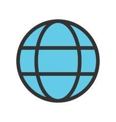 Globe II vector