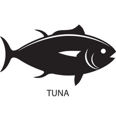 Simple fish design vector