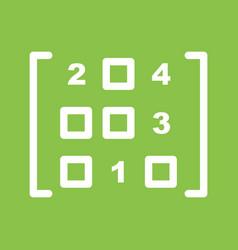 Solve problem vector