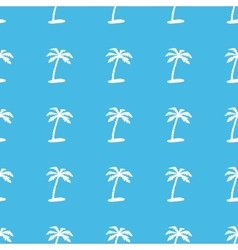 Vacation straight pattern vector image