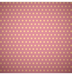 Vintage pink pattern with shadow vector
