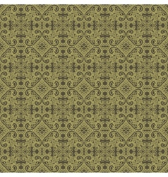 Aztec seamless background vector image vector image