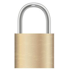 lock vector image vector image