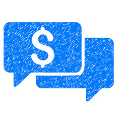 Price bids grunge icon vector