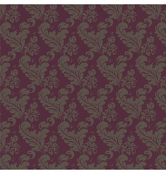 Vintage Royal ornament pattern vector image vector image
