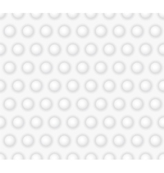 abstract geometric seamless pattern with circles vector image