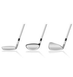 golf 10 vector image