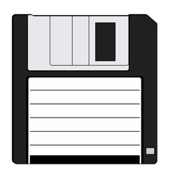 floppy vector image vector image