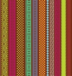 ornamental lines abstract collection vector image