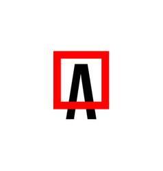 A logo template design vector