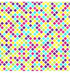 diamond pattern seamless background vector image