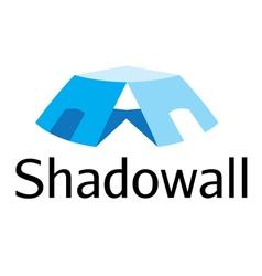 Shado wall Design vector image