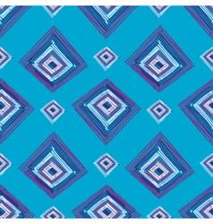 Rectangle mandala pattern vector