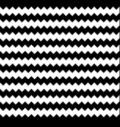 Edgy seamlessly repeatable zig-zag pattern vector