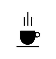 Hot tea small 2 vector
