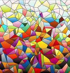 Mosaic small tiles 2 vector