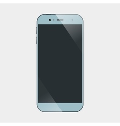 Smartphones icon isolated vector