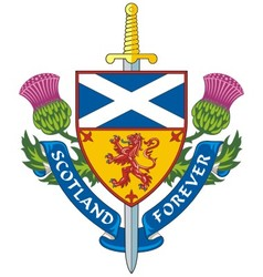 Symbol of Scotland vector