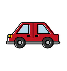 car icon imag vector image