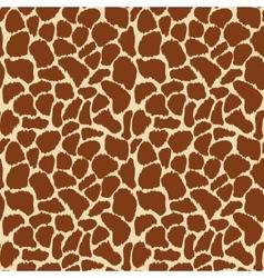Giraffe Skin vector