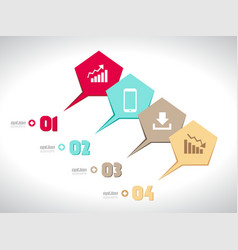 Inforgraphics vector