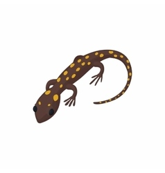 Lizard icon cartoon style vector image