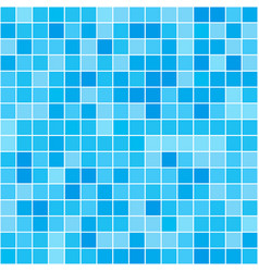 seamless texture of swimming pool vector image