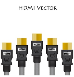 HDMI Size of vector