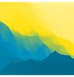 Mountain Landscape Mountainous Terrain vector