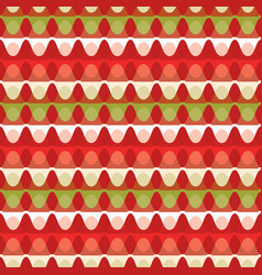 trendy christmas stripes background seamless vector image