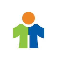 Clothing-Logo-380x400 vector image vector image