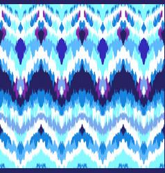 tie dye pattern vector image