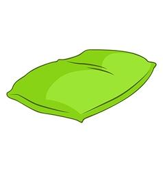 pillow vector image