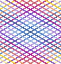 Rainbow Line Texture vector image vector image