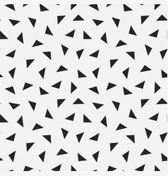 Repeating geometric tiles from triangles vector