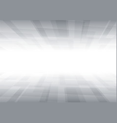 Abstract geometric gray background with copy space vector