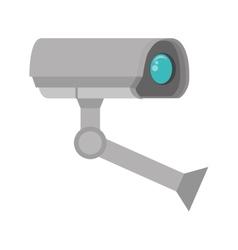 Security camera surveillance vector