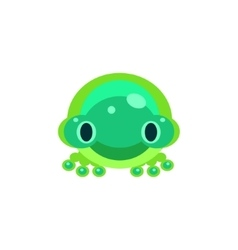 Frog Jelly Toy vector image